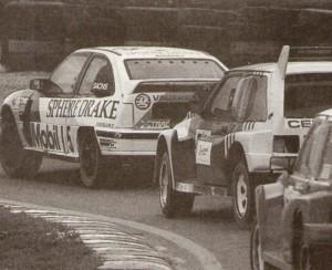 1990 British Rallycross Championship