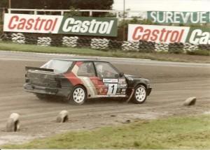 1993 Mondello Park Circuit Naas Ireland European Championship Round 4 Will finished 3rd