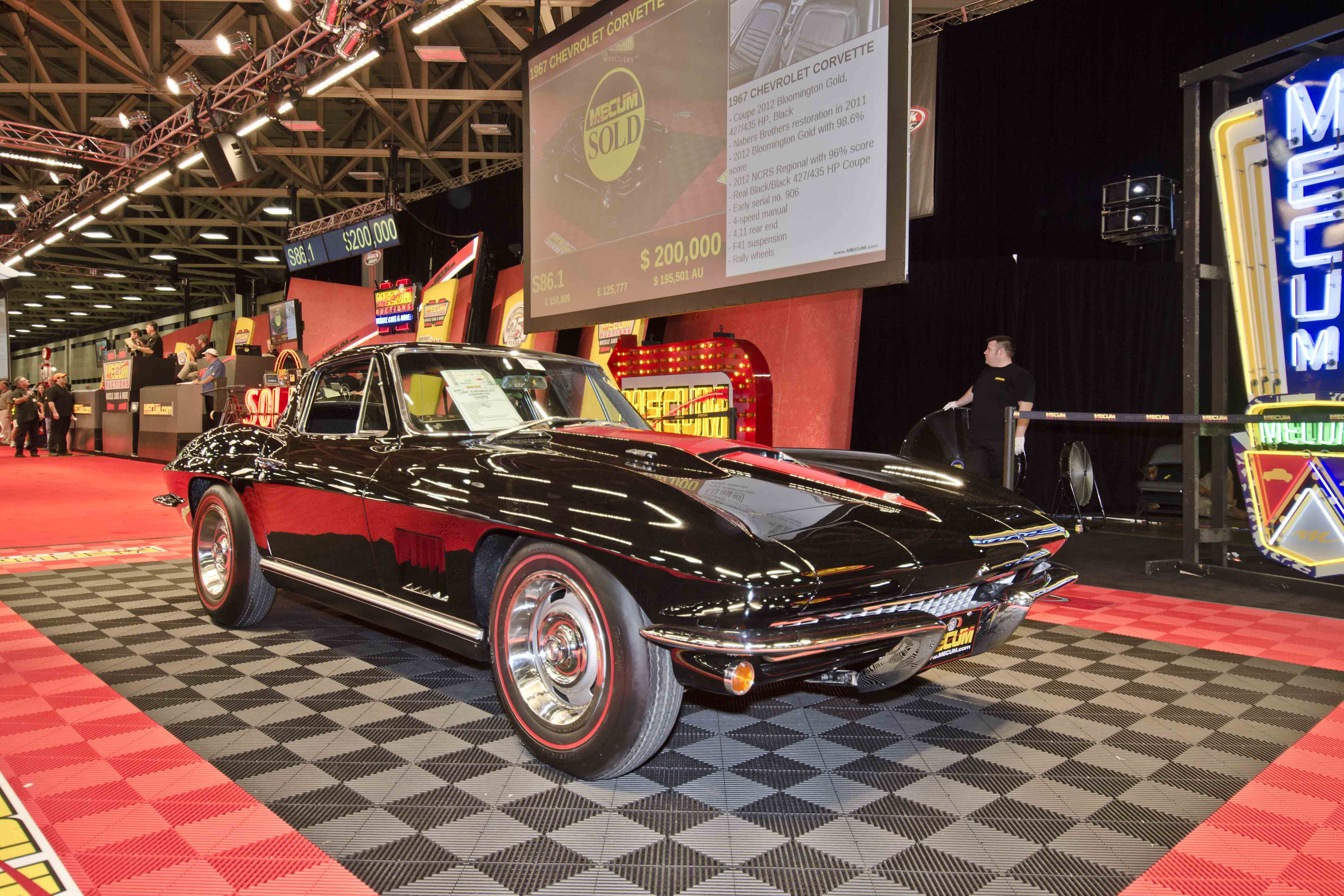Mecum Confirms Theory That Everything Is Bigger In Texas | Classic ...