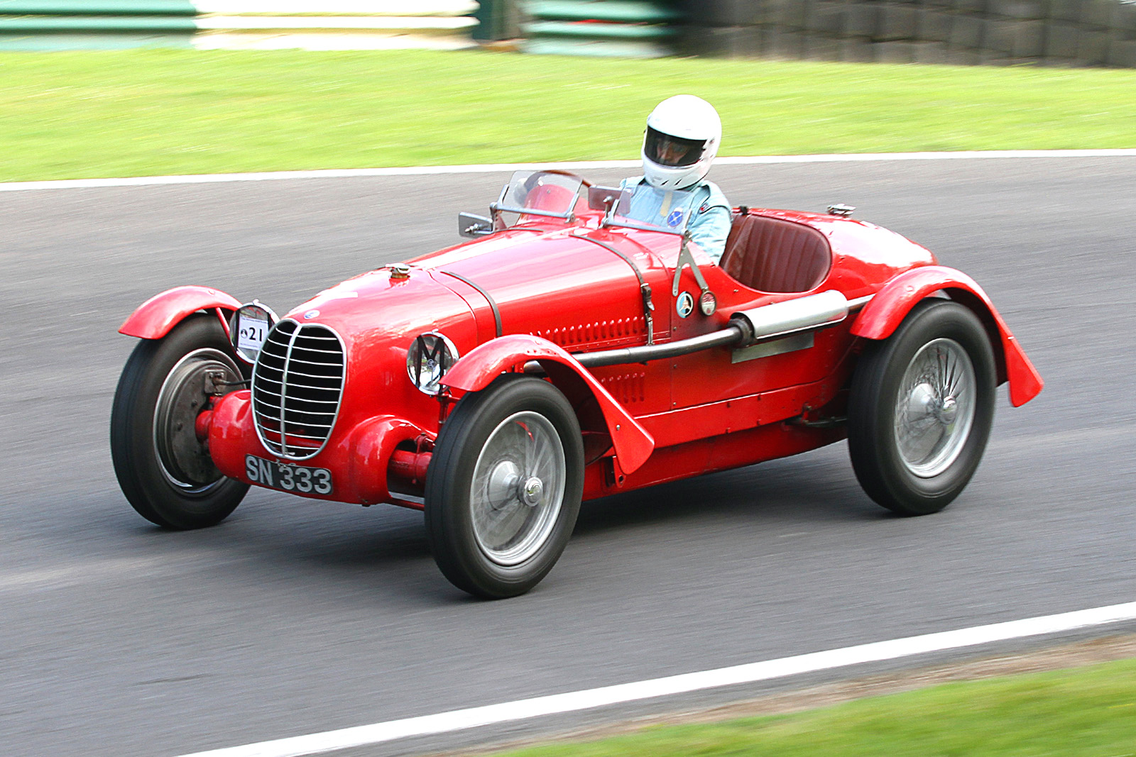 Vintage Sports Car Club To Make Inaugural Visit To Snetterton This