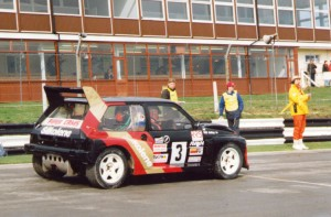 Will Gollop's MG Metro 6R4
