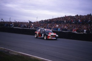 Brands Hatch British Rallycross Grand Prix