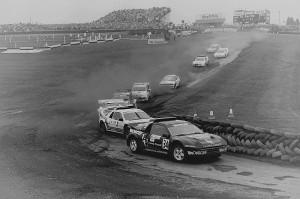 Rallycross Grand Prix final - Brands Hatch - 1987
