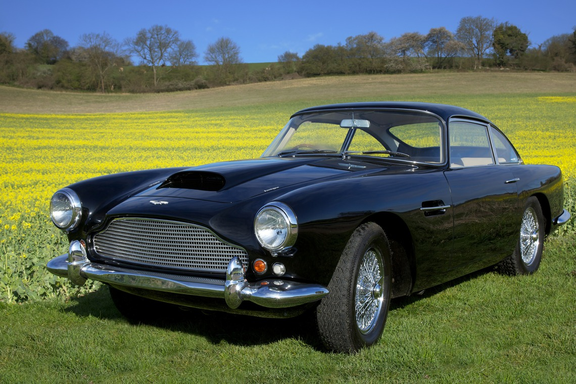 Flawless Aston Martin DB To Be Offered At NEC Sale Of Classic Cars - Classic aston martin