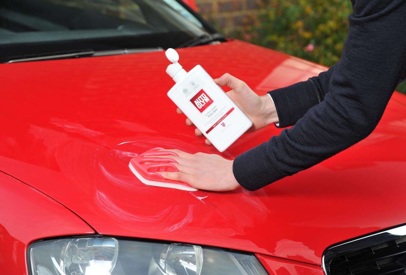 auto glym super resin polish new formula classic car magazine classic car magazine