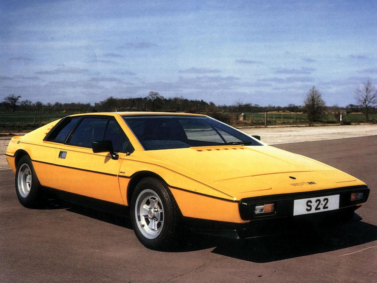 esprit turbo 1980