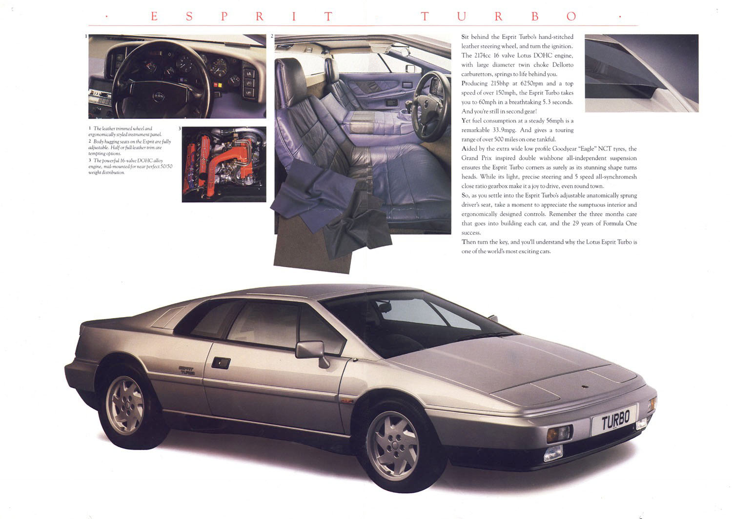 lotus esprit buyers guide 1976 1988 classic car. Black Bedroom Furniture Sets. Home Design Ideas