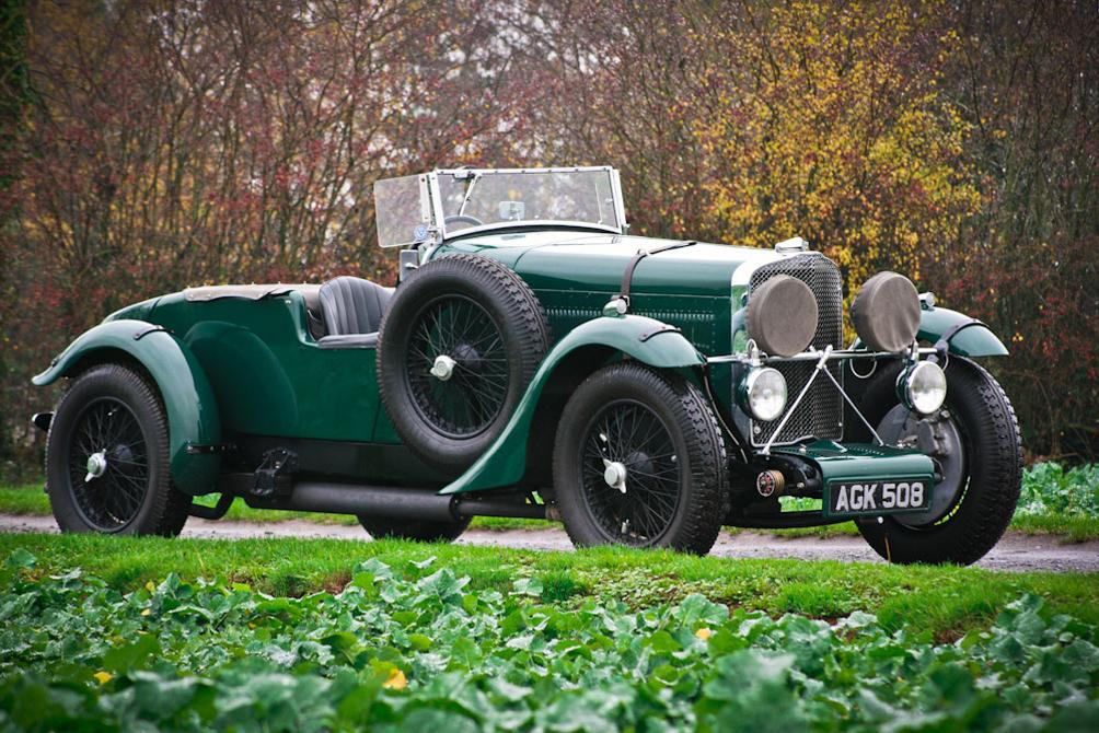 1933 Talbot 110 Alpine