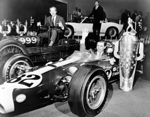 1965 Ford driving champ Jim Clark