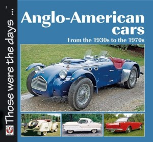 Anglo-American cars from 30s to 70s