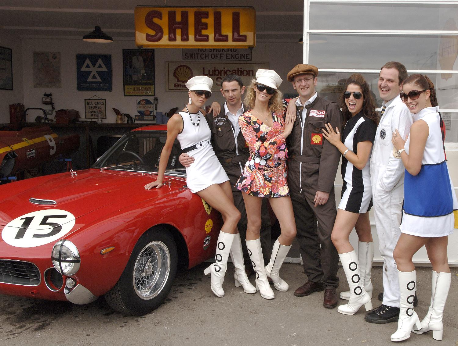 Goodwood festival of speed fashion 67