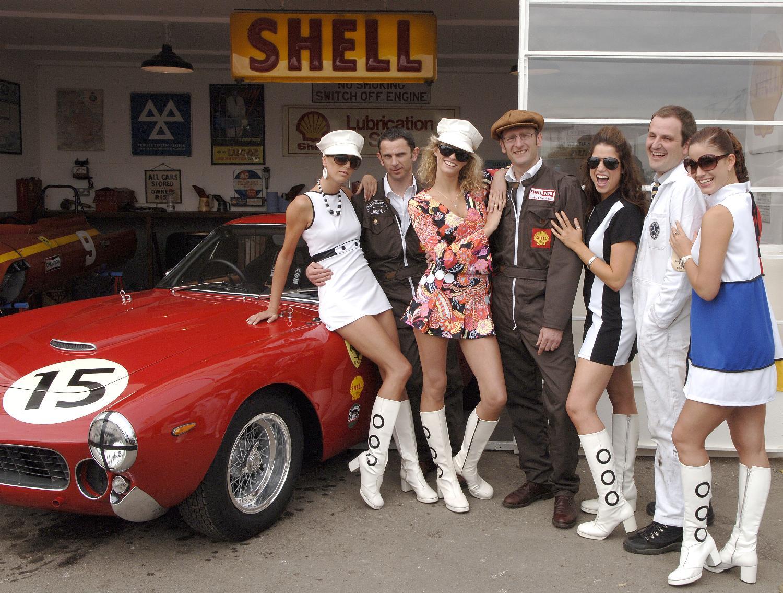 Goodwood Festival Of Speed Dress Code