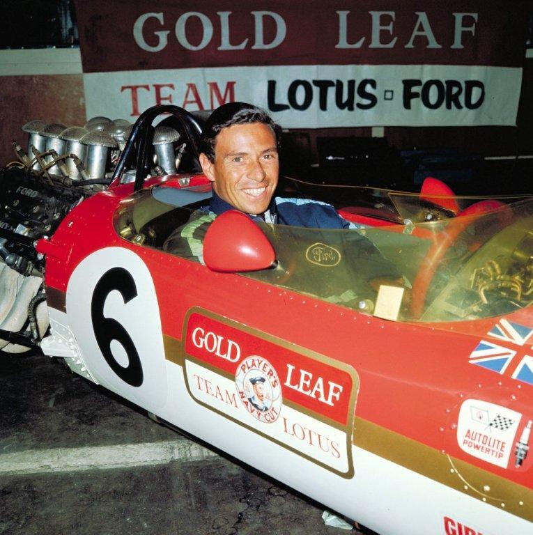 JIM Clark - Tribute to a Champion