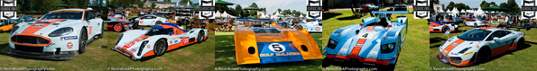 ROFGO Gulf Collection by Duncan Hamilton, Salon Privé 2012