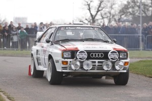 Race Retro Rally Stage