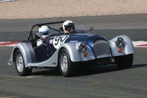 Silverstone Classic - Morgan