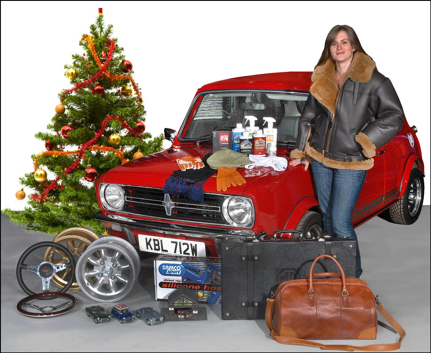The Motoring Classics Christmas Selection