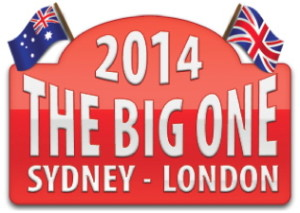 The London-Sydney Marathon Rally