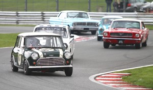 Masters at Oulton Park