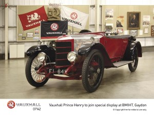 1911 C-Type Prince Henry