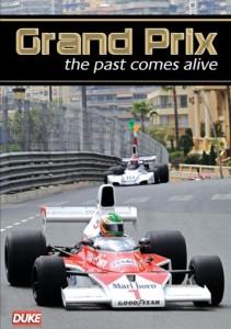Grand Prix - The Past Comes Alive DVD