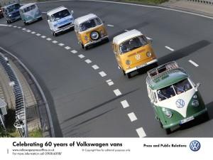 60 YEARS VW BULLI – THE BOOK