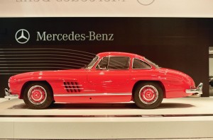 Mercedes-Benz 300 SL Coupe Gullwing