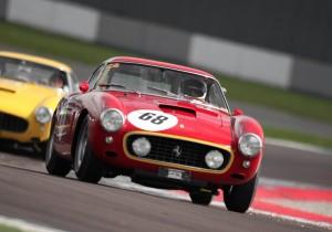Peter de-Rousset-Hall, Pre-63 GT race