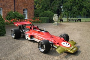 Lotus 72 Grand Prix car