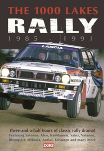 The 1000 Lakes Rally 1985-1991 DVD
