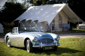 The Pop-Up Hotel - Goodwood Revival