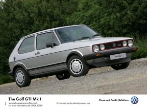 Mk1 VW Golf GTi