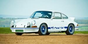 1973 Porsche 911 Carerra