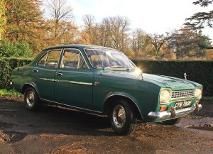 1970 Ford Escort Delux