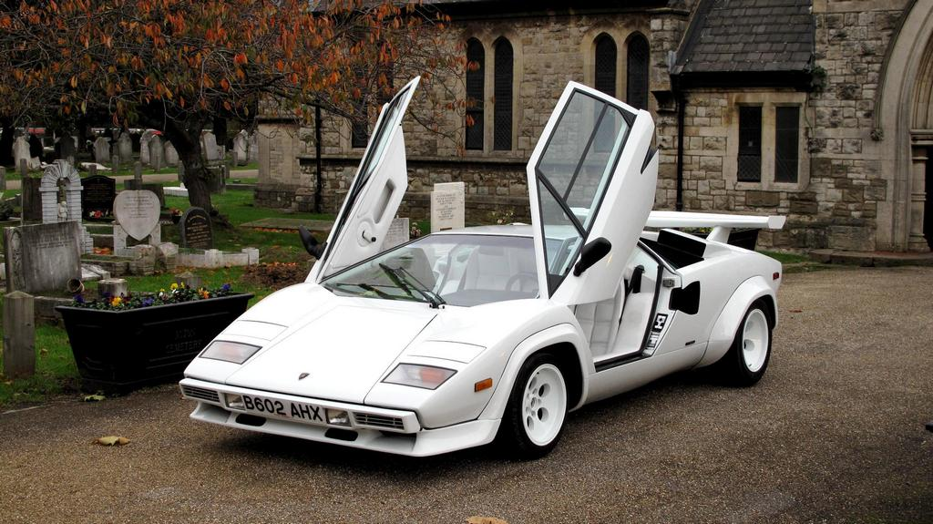 lamborghini countach classic car magazine classic car magazine. Black Bedroom Furniture Sets. Home Design Ideas