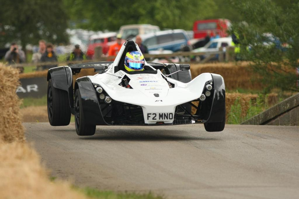 Track Car Specials Line Up To Challenge Pageant Of Power Lap