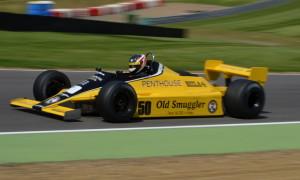 Michael Lyons Williams FW07