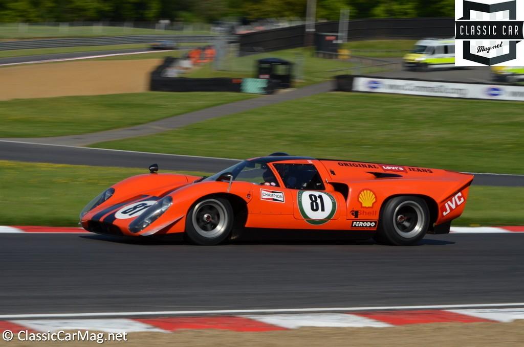 FIA Masters Historic Sports Car Championship | Classic Car ...