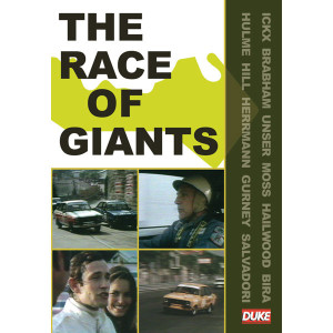 The Race of Giants DVD