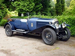 1928 Bentley 4.5 Litre Tourer