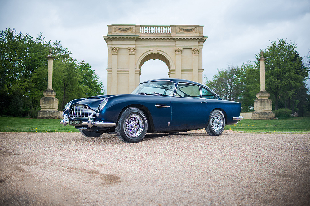 Classic Sale welcomes stunning DB5 | Classic Car Magazine ...