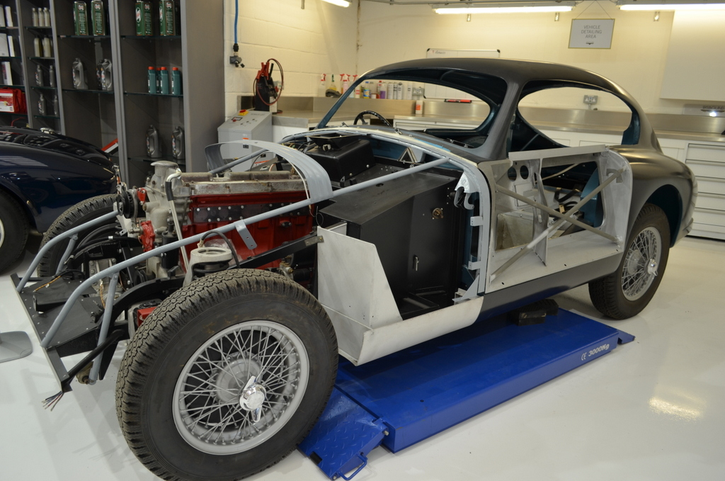 Spellbound - classic car restoration; there is another way ...