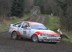 Free access for spectators on the DMACK Carlisle Stages