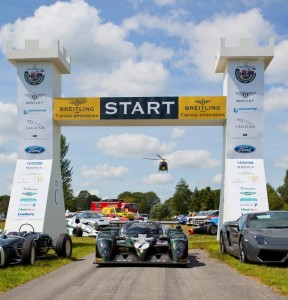 Gates open for Cholmondeley Pageant of Power 2013