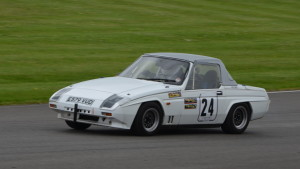 James Keyser - Reliant Scimitar SS1 1600
