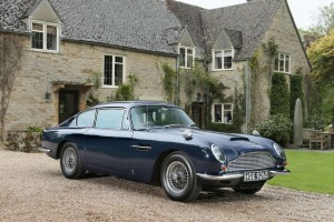 1966 Aston Martin DB6 Sports Saloon