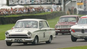 St Mary's Trophy race at Goodwood Revival