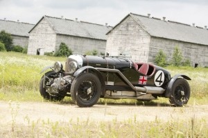 1931 Bentley Supercharger