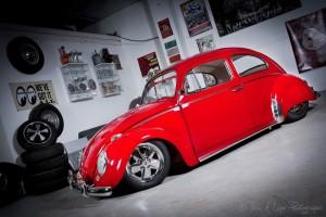 1962 Volkswagen Beetle De Luxe