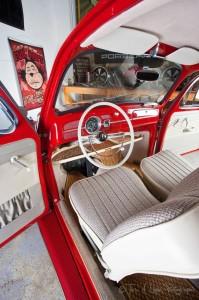1962 Volkswagen Beetle 1200 De Luxe